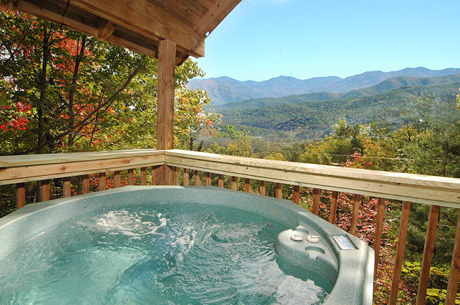 Gatlinburg Tennessee Cabins ~ Honeymoon cabins in gatlinburg timberwinds log cabin rentals