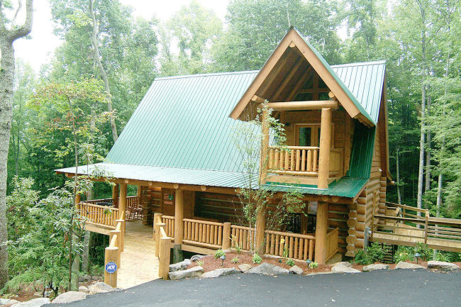 Charming Youu0027ll Want To Make Sure You Choose One Of The Most Attractive And  Well Equipped Cabins In Pigeon Forge, TN For Your Stay.